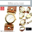 MARC BY MARC JACOBS (mark by MARC BY marc jacobs) Lady's watch MBM8521 SMALL MOLLY Small Mollie gold gold
