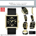 MARC BY MARC JACOBS (mark by MARC BY marc jacobs) Lady's watch (woman business) MBM1279 TRUMAN (Truman) GOLD/BLACK (gold / black / black)