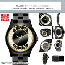 "Skeleton specifications excellent at MARC BY MARC JACOBS (mark by MARC BY marc jacobs) men's lady's man and woman combined use watch attention degree! A super popular ""Henry skeleton"" appearance! MBM3255/MBM-3255 gold gold black black"