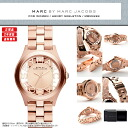 """Skeleton design of MARC BY MARC JACOBS ( Marc by Marc Jacobs ) ladies ladies watch attention! Super popular """"Henry skeleton' is here! MBM3293/MBM-3293 pink"""