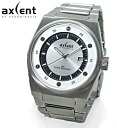 AXCENT OF SCANDINAVIA / MEN'S WATCH / X72003-632 / THE BANGER / SILVER×METAL BRACE