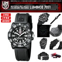 LUMINOX NAVY SEALs DIVE WATCH  COLOR MARK SERIES LADIES WATCH 7051   T25  BLACK×WHITE  SWISS MADE