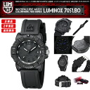 LUMINOX   LADIE'S WATCH 7051 BO  BLACK OUT NAVY SEALs DIVE WATCH  COLOR MARK T25 NOTATION SWISS MADE