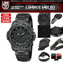 F-117 NIGHTHAWK 6400 SERIES 45MM LUMINOX MEN'S WATCH 6402.BO BLACKOUT
