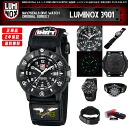 LUMINOX NAVY SEAL MEN'S WATCH COLORMARK SERIES  BELCRO STRAP 3901