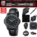 LUMINOX steel color mark series 7251BO BLACK OUT WR.200M