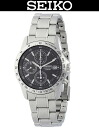 SEIKO (SEIKO) men's watch (overseas model) SND367PC/SND-367PC silver