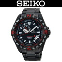 SEIKO SUPERIOR (superior SEIKO) watch (500-limited) SSA113J1/SSA-113J1 black red