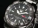 5 SEIKO SPORTS (SEIKO five sports) men's watch SNZE83J1/SNZE-83J1 black black