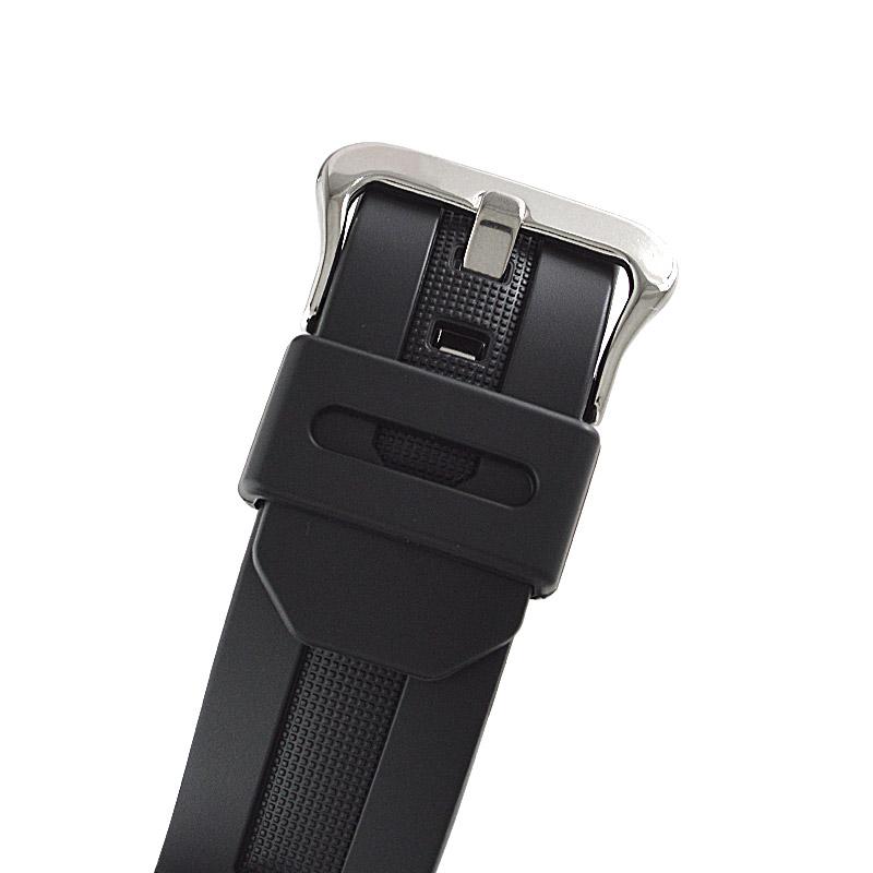 カシオ Gショック STANDARD アナログ/デジタルコンビネーションモデル ブラック×ブラック AW-590-1AJF メンズ
