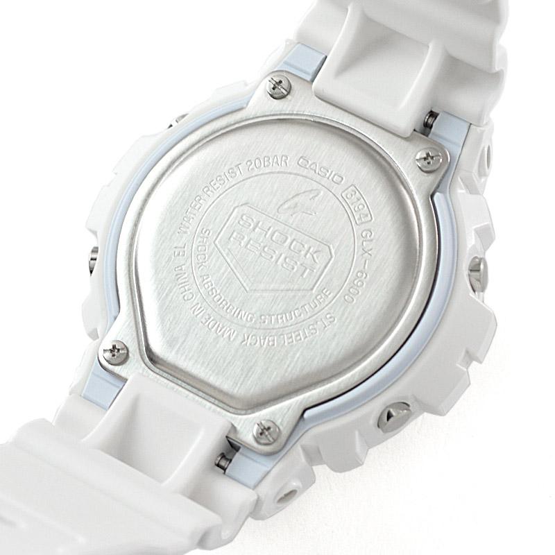 カシオ Gショック G-LIDE Gライド ホワイト×ホワイト GLX-6900-7JF メンズ