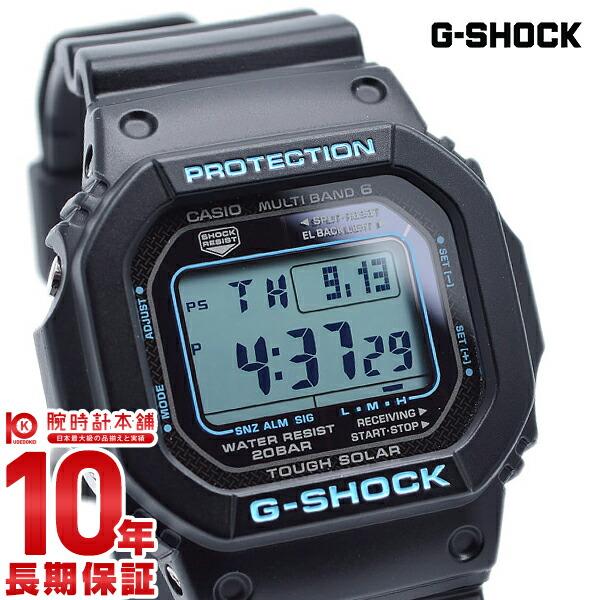 カシオ Gショック ソーラー電波 GW-M5610BA-1JF メンズ