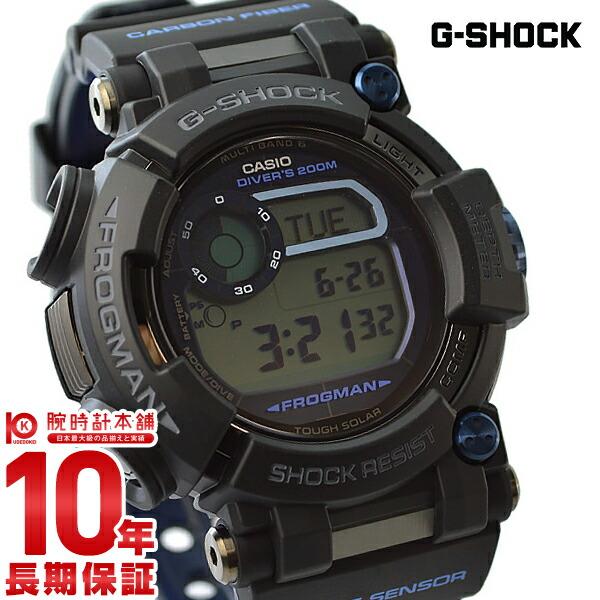 カシオ Gショック マスターオブG ソーラー電波 GWF-D1000B-1JF メンズ