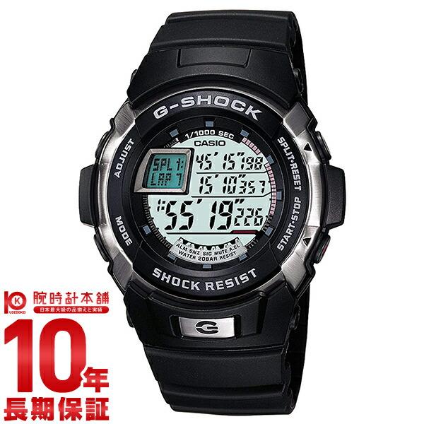 カシオ Gショック STANDARD G-SPIKEGスパイク G-7700-1JF メンズ