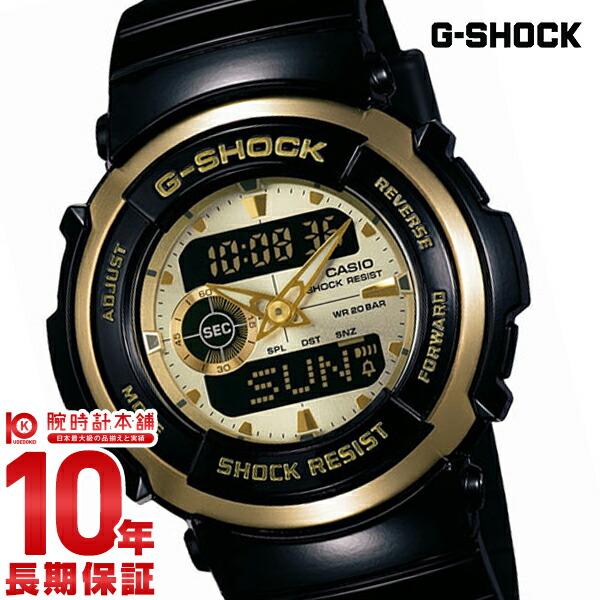 カシオ Gショック STANDARD Treasure Gold トレジャーゴールド G-300G-9AJF メンズ