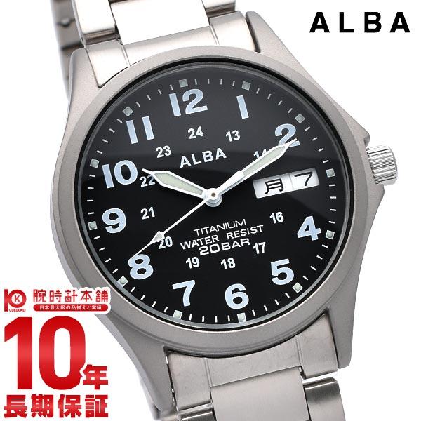 セイコー アルバ 200m防水 APBT207 メンズ