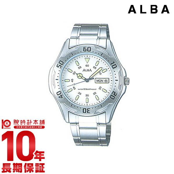 セイコー アルバ 100m防水 APBU011 メンズ