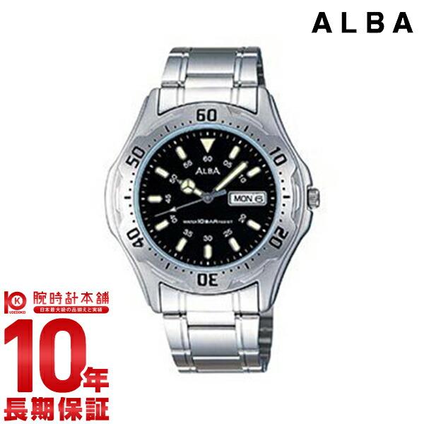 セイコー アルバ 100m防水 APBU013 メンズ