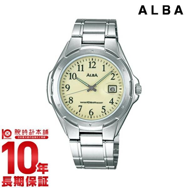 セイコー アルバ 100m防水 APBX205 メンズ
