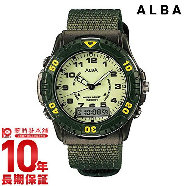 セイコー アルバ 100m防水 APEQ057 メンズ