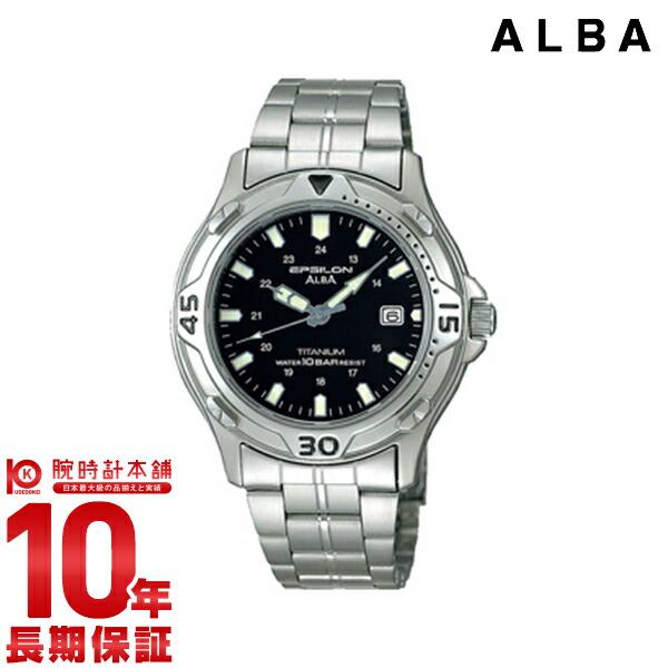 セイコー アルバ 100m防水 ASSX007 メンズ