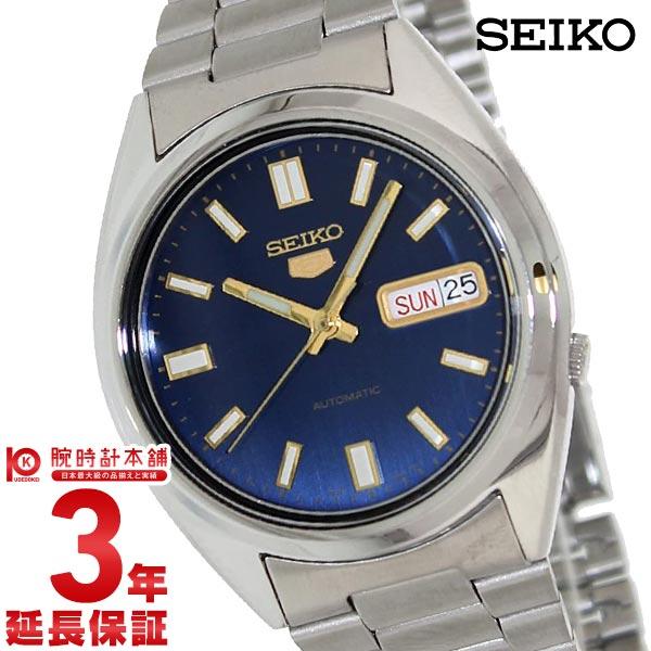 セイコー5 逆輸入モデル 機械式(自動巻き) SNX799K ユニセックス