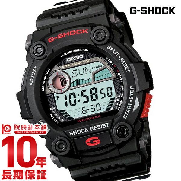 カシオ Gショック  G-7900-1JF メンズ
