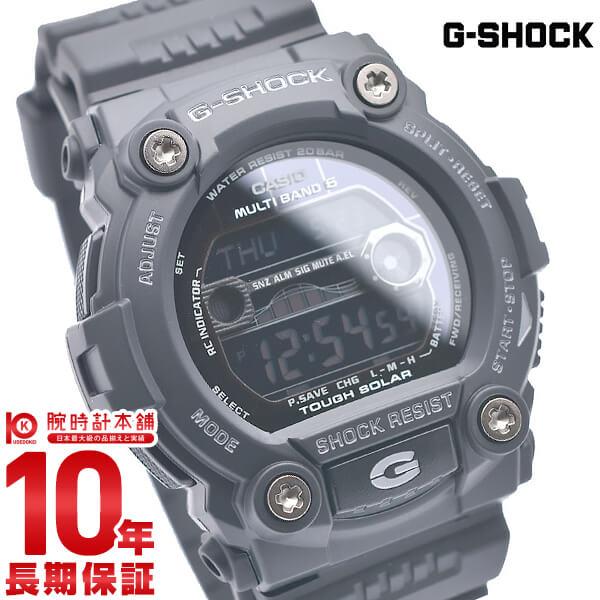 カシオ Gショック タフソーラー 電波時計 GW-7900B-1JF メンズ
