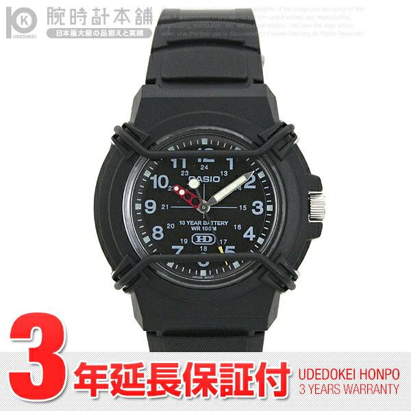 カシオ HD HDA-600-1BVDF ユニセックス