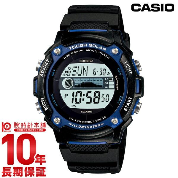 カシオ スポーツギア W-S210H-1AJF メンズ
