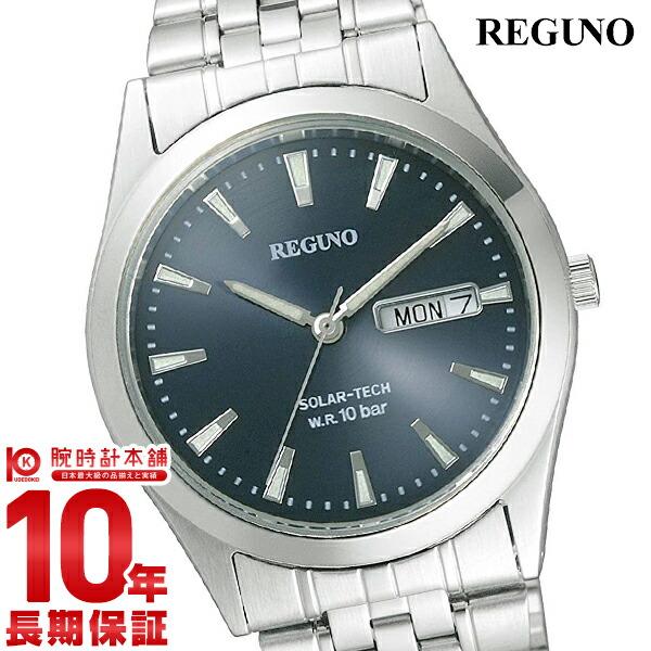 シチズン レグノ ソーラー RS25-0052B メンズ