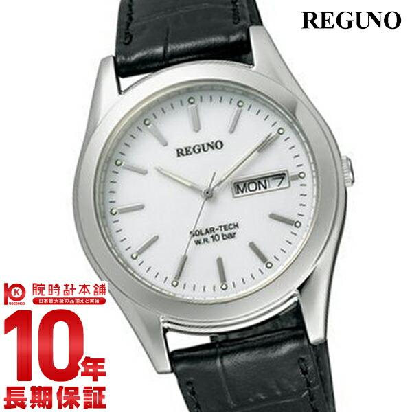 シチズン レグノ ソーラー RS25-0094B メンズ
