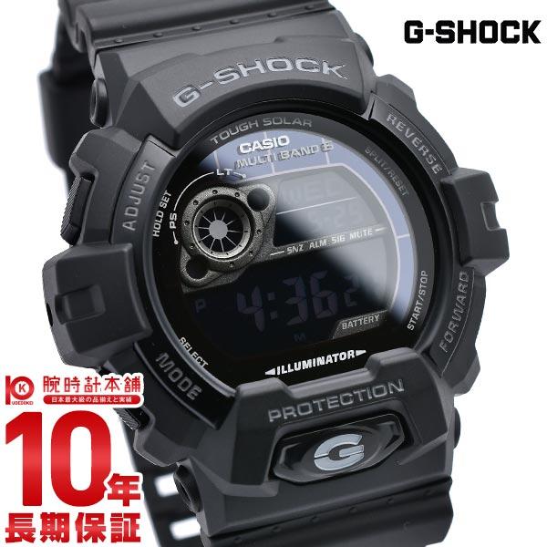 カシオ Gショック タフソーラー 電波時計 MULTIBAND 6 GW-8900A-1JF メンズ