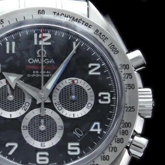 オメガ スピードマスター クロノグラフ 321.10.44.50.01.001 メンズ