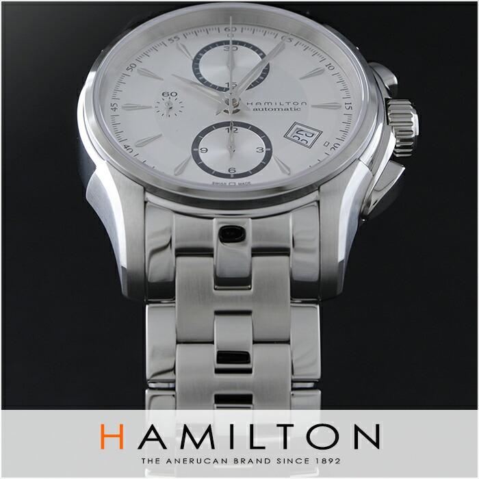 ハミルトン ジャズマスター  クロノオート クロノグラフ H32616153 メンズ