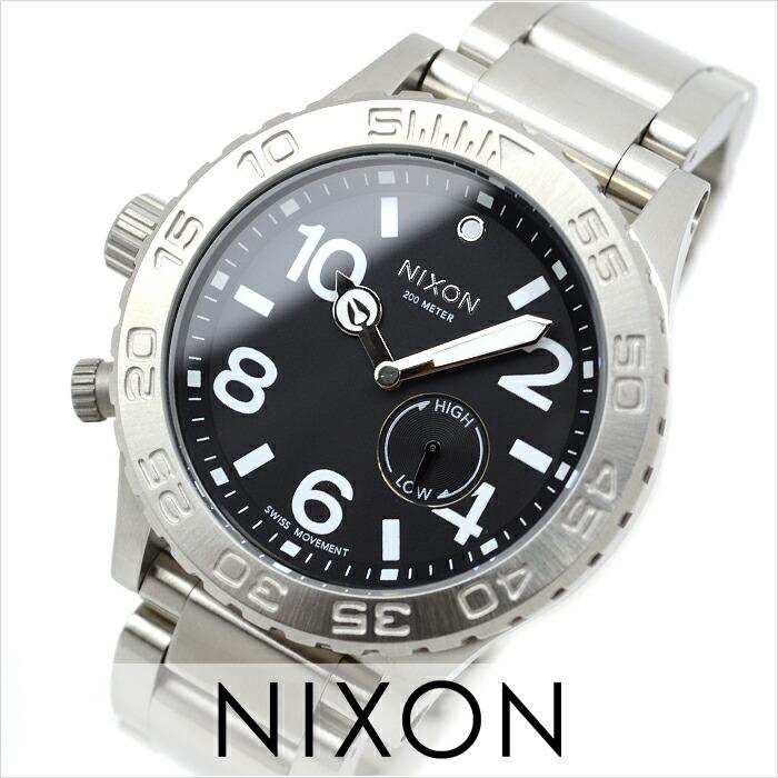 ニクソン THE42-20 タイド ダイバーズウォッチ A035-000 ユニセックス