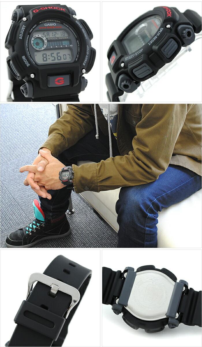 カシオ Gショック ベーシック DW-9052-1V メンズ