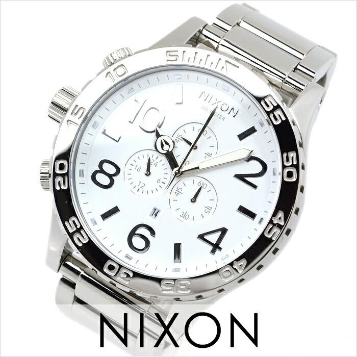 ニクソン THE51-30 ハイポリッシュブラック A083-488 メンズ
