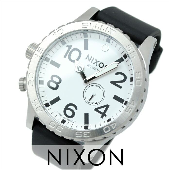 ニクソン THE51-30 PU A058-100 メンズ
