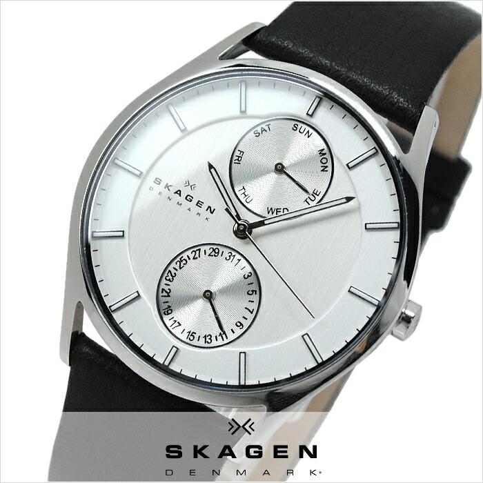 スカーゲン シルバー SKW6065 メンズ