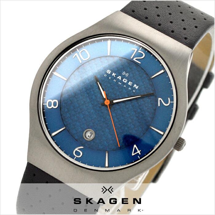 スカーゲン グレーネン クラシック SKW6148 メンズ