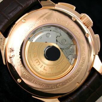 ハミルトン ジャズマスター クロノオート H32646555 メンズ