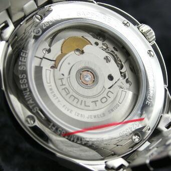 ハミルトン ジャズマスター ビューマチック37mm H32455157 メンズ