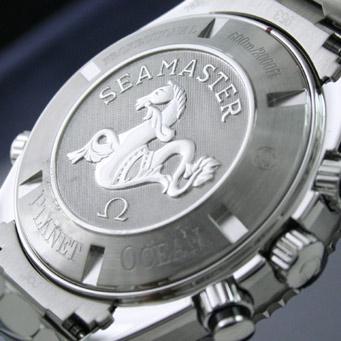 オメガ シーマスター クロノグラフ 2210.50 メンズ