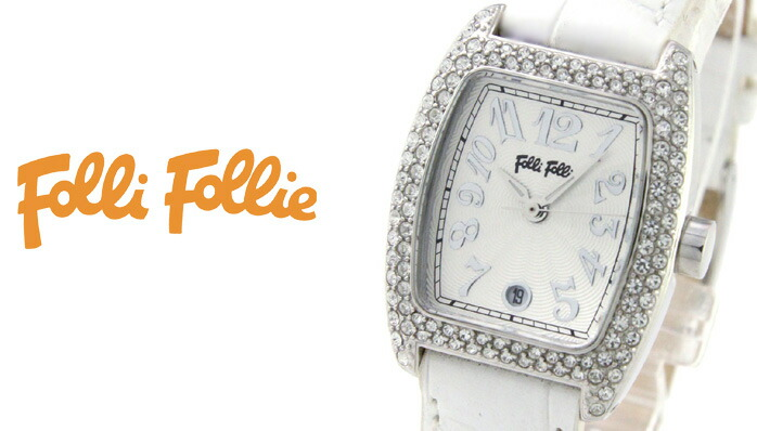 ...HT フォリフォリ钟表 FolliFollie手表フォリフォリ钟表 1554