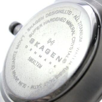 スカーゲン  596XLTXM メンズ