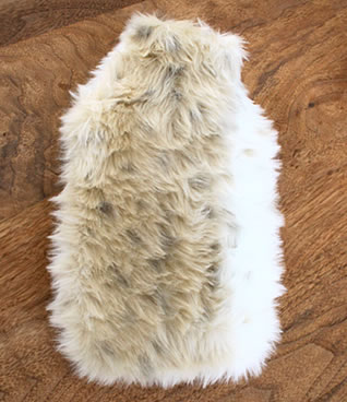 Light, long Farr animal hot-water bottle