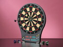 _RT] _RT] dartboard darts set game household electronic soft tip NEW E-26 ( bin scratches )