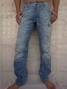 "G-star RAW [sister] ""TOPAZ DENIM"" and ""Pocket ZIP"" solid tapered Jeans ★"