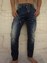 "DSQUARED2 ( dsquared ) twisted Jeans ""RING PATCH WASH"" and ""damage & handle pear"" ★"